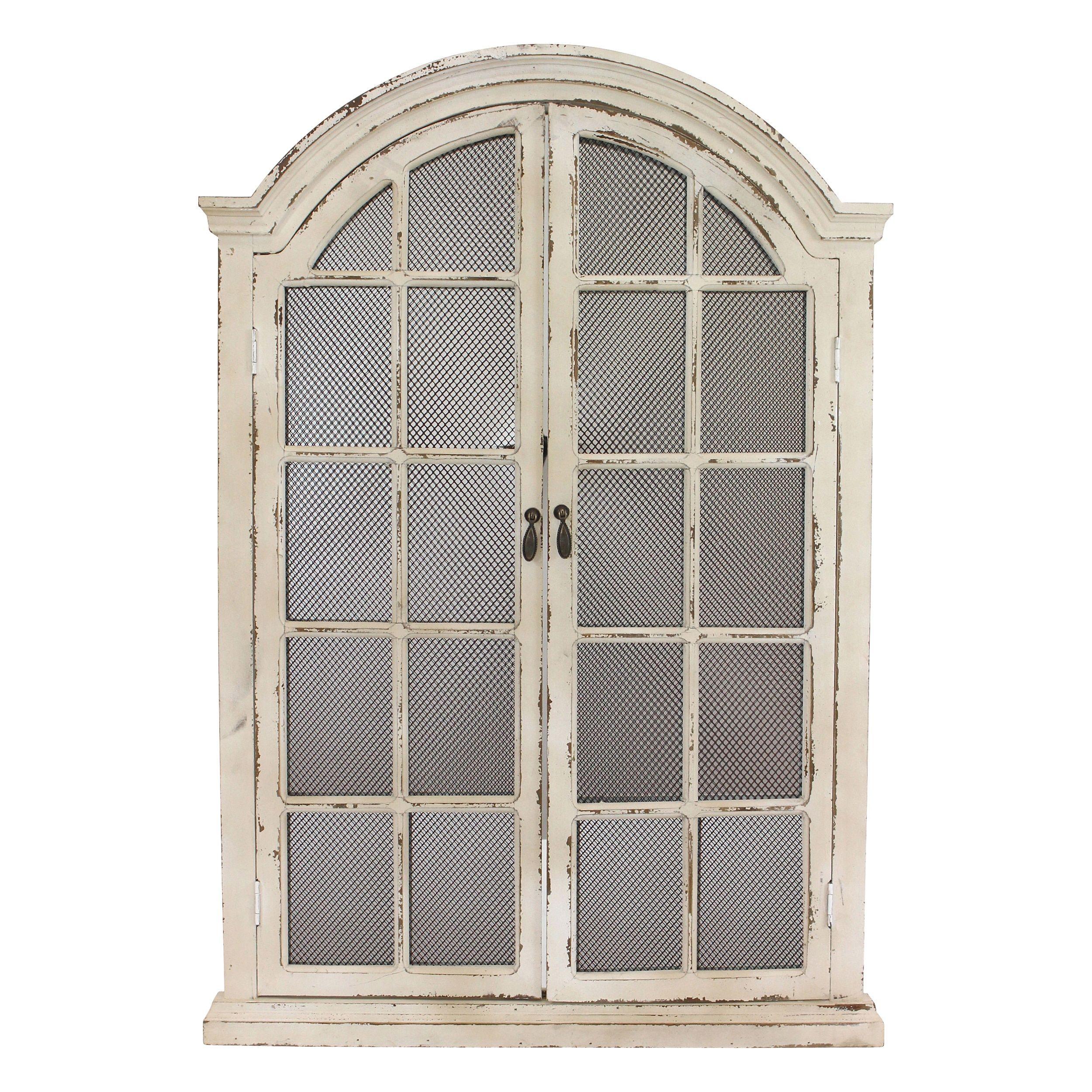 Window on wall decor  aspire emily window wall mirror ivory  window wall window and walls