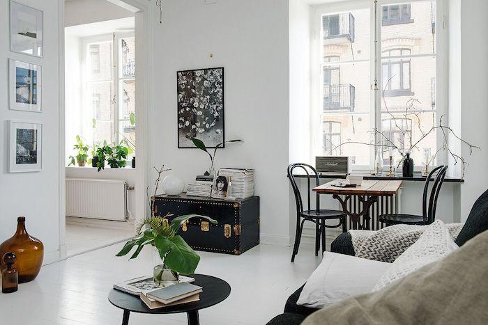 Piso de 36 metros con un 10 en soluciones ideas para for Soluciones apartamentos pequenos