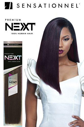 Fusion Sensationnel 100 Human Hair Premium Next Yaki