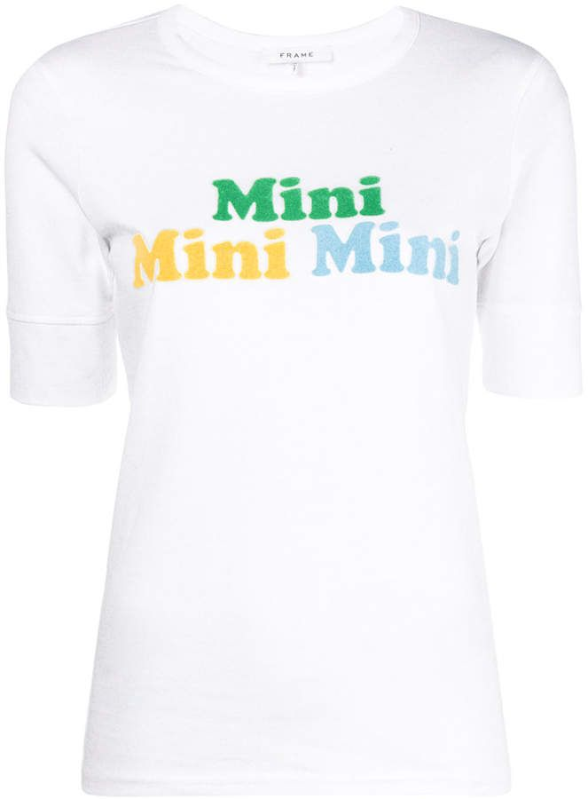 FRAME Mini Crew Neck T-shirt in 2018 | Products | Pinterest | Shirts ...