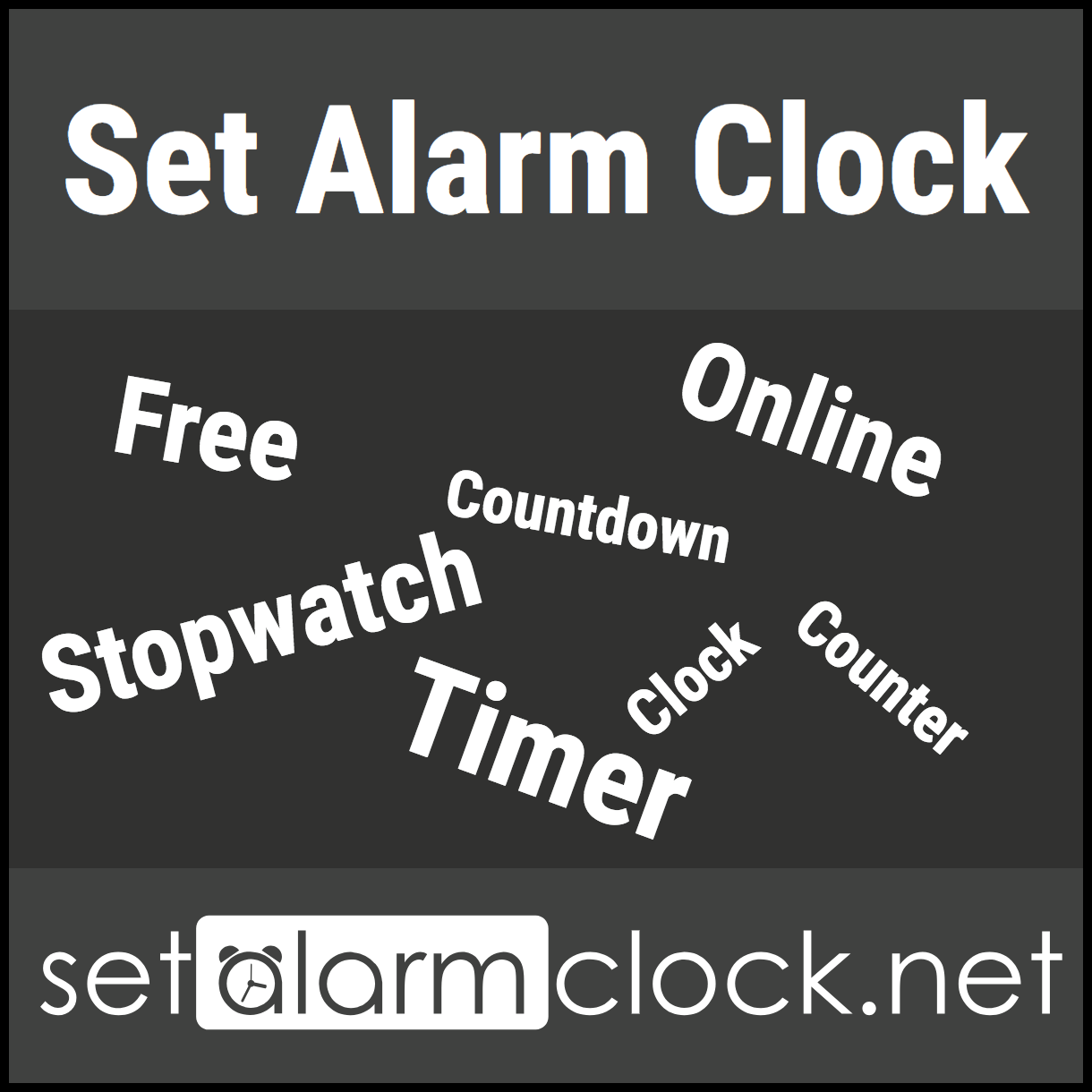 Tool With Online Alarm Clock