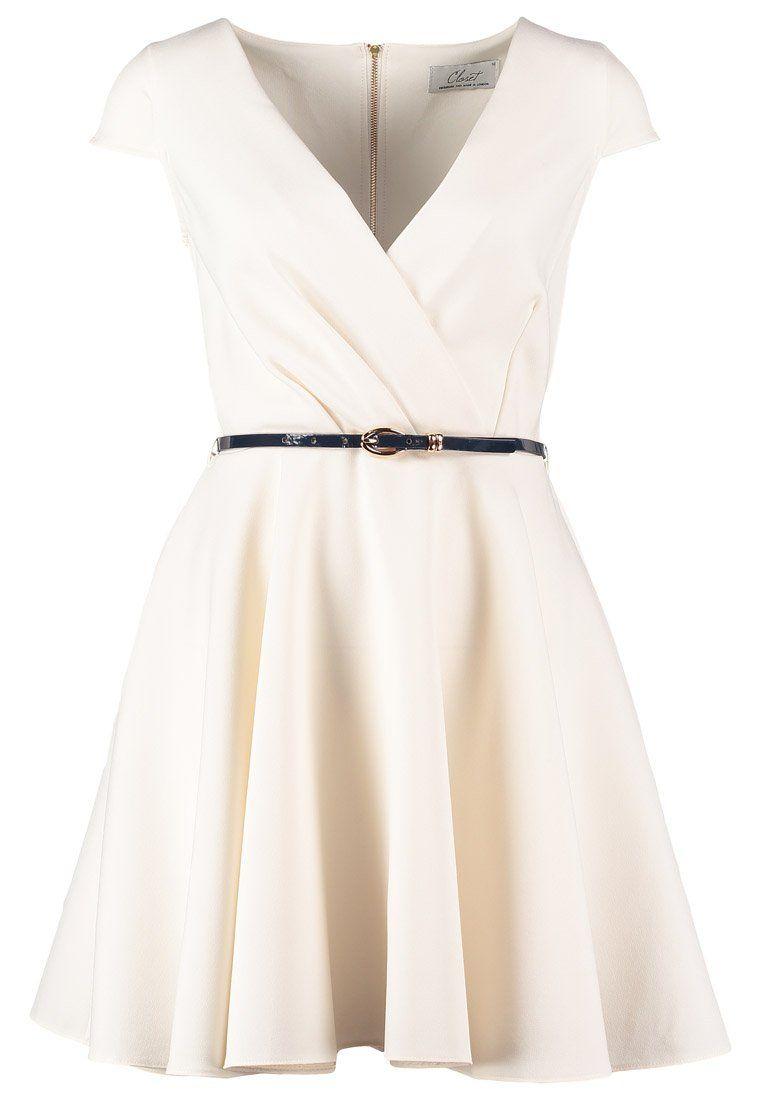 Closet cream 93% Polyester, 7% Elasthan | Dresses | Pinterest