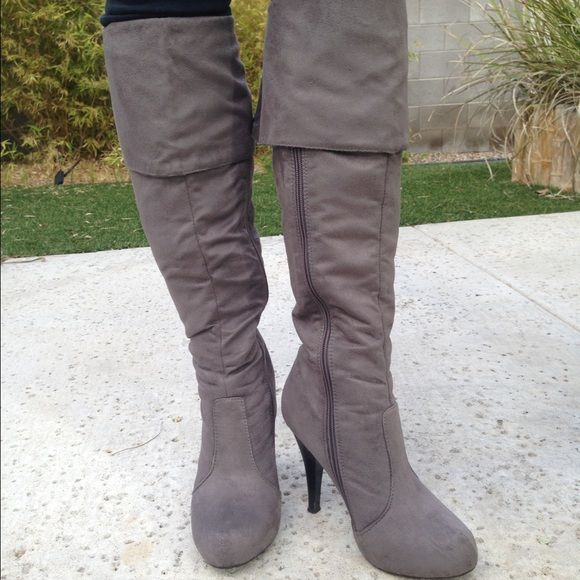 Tall boots Sexy