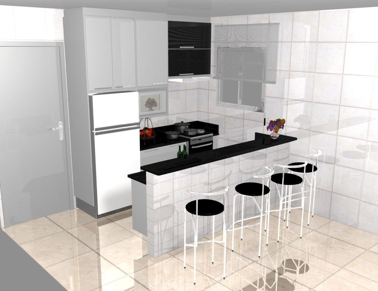 Cozinhas Simples E Bonita Cozinhas Planejadas Cozinhas Pequenas