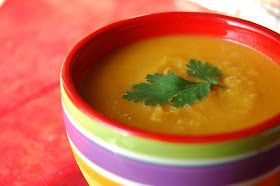 The Everyday Vegetarian: Spicy Sweet Potato Soup