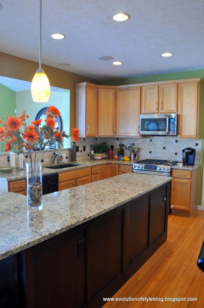 How To Make Oak Kitchen Cabinets Look Modern