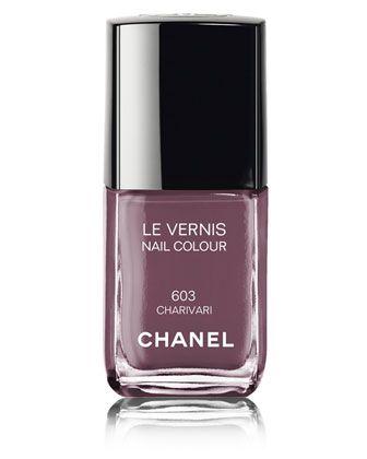 "Spring 2014's ""IT"" nail polish hue. Love! #nailpolish #beauty #purple"