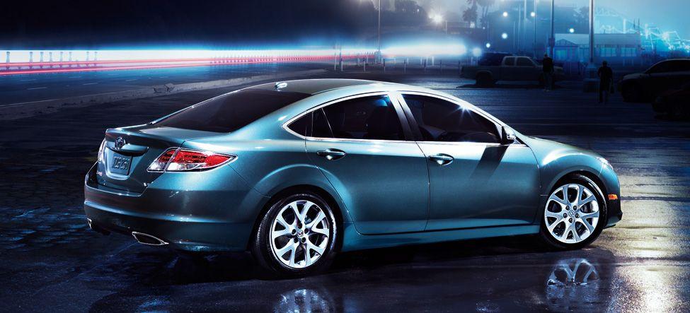 My baby Agnes Mazda 6, Mid size car, Mazda