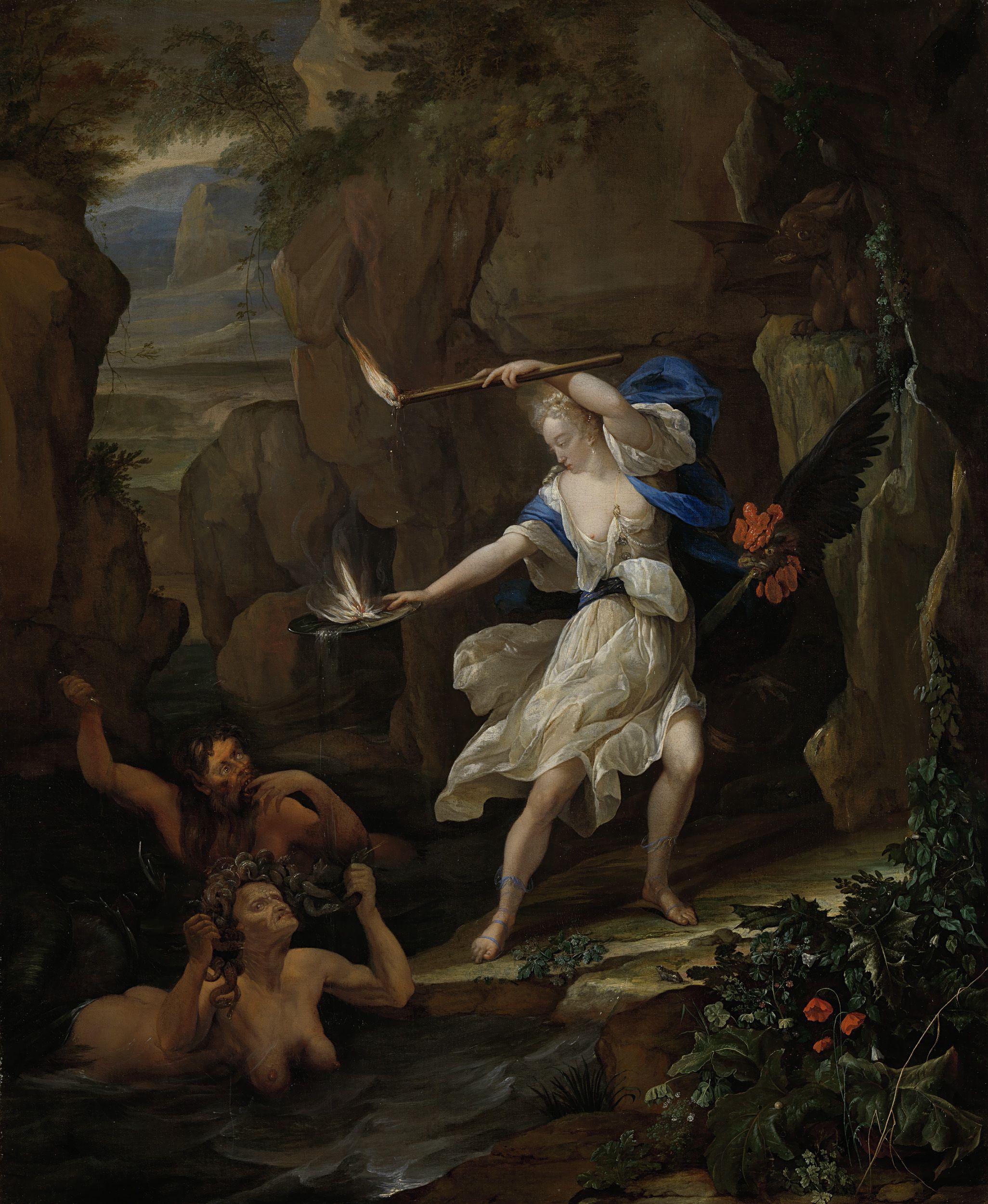 Golden shower in mythology — pic 14