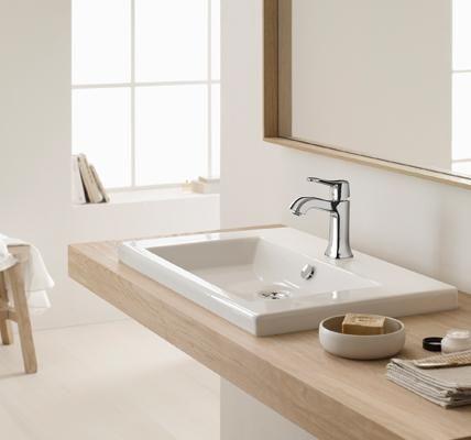 Waschbecken für Küche und Bad Badezimmer Pinterest Interiors - regale für badezimmer