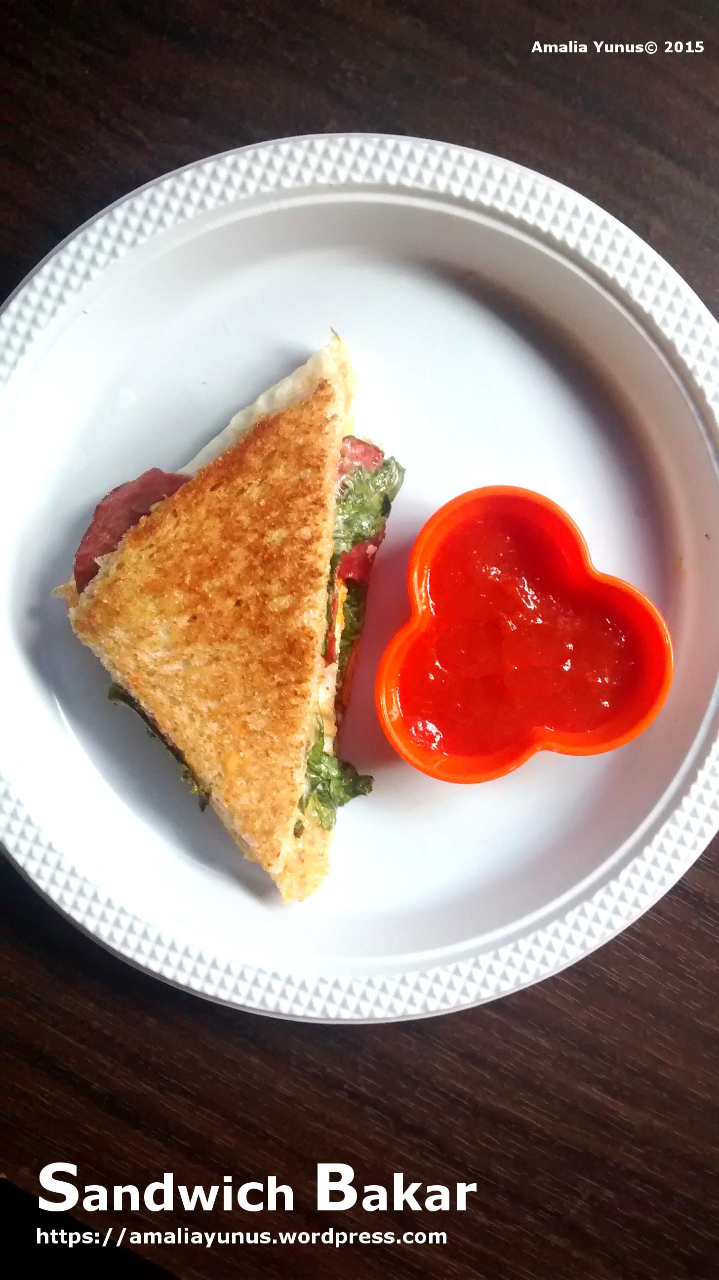 Sandwich Bakar Roti Lapis Resep Masakan Resep Makanan