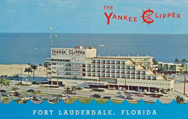 Yankee Clipper Hotel Fort Lauderdale Florida Fort Lauderdale Hotels Fort Lauderdale Beach Fort Lauderdale Florida