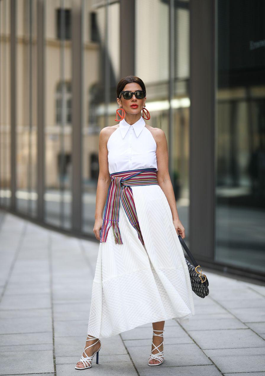 Weiße Sommerkleider erleben 2019 ein Mode Upgrade - Hier ...