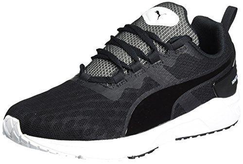 St Trainer Evo SD Zapatillas de Running Unisex Adulto, Negro (Black/Black), 44.5 Puma