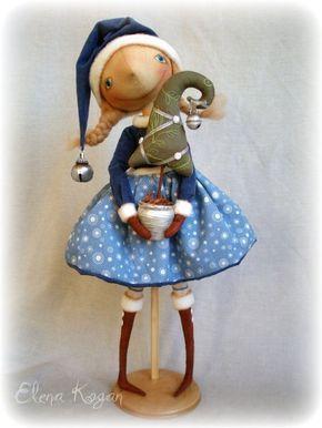 выкройки кукол елены коган: 17 тыс изображений найдено в ...