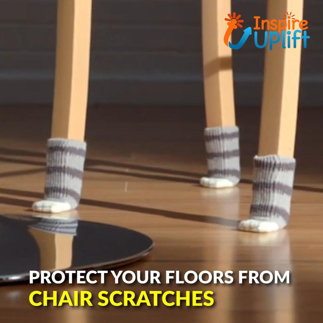 Photo of Kitty Paw Chair Socks 😍