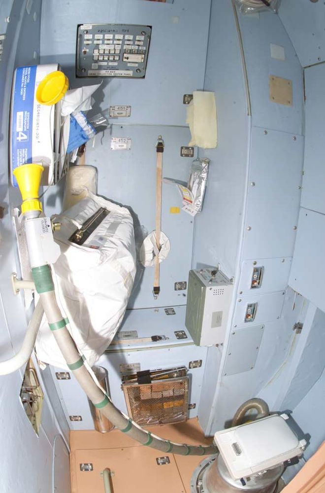 Astronauts Enter Inflatable Space Station Module For 1st Time Video Space Station Space News Space Exploration
