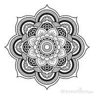 Mandala Design Tattoo Idea With Images Mandala Tattoo Design Mandala Coloring Pages Mandala Coloring