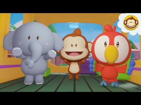 8 Lagu Anak Anak Ayo Kenalan Youtube Ayo Character Tweety