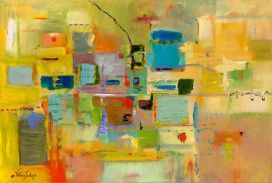 Atypical Reflections - artist Victoria Jackson