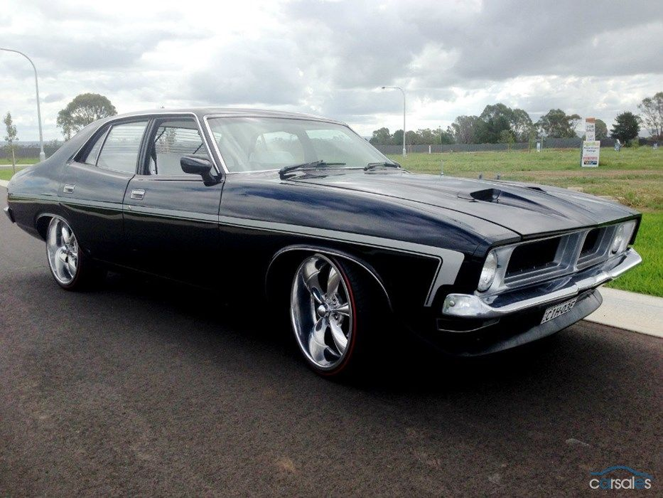 1976 Ford Falcon 500 Xb Ford Falcon Aussie Muscle Cars Ford Gt