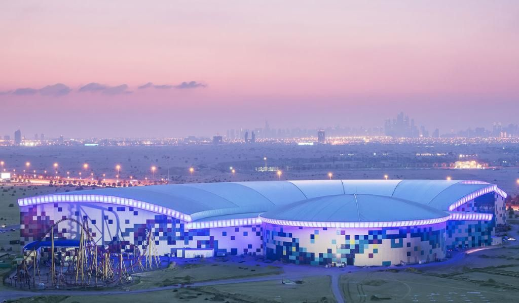 Worldu0027s largest Indoor Theme Park is now