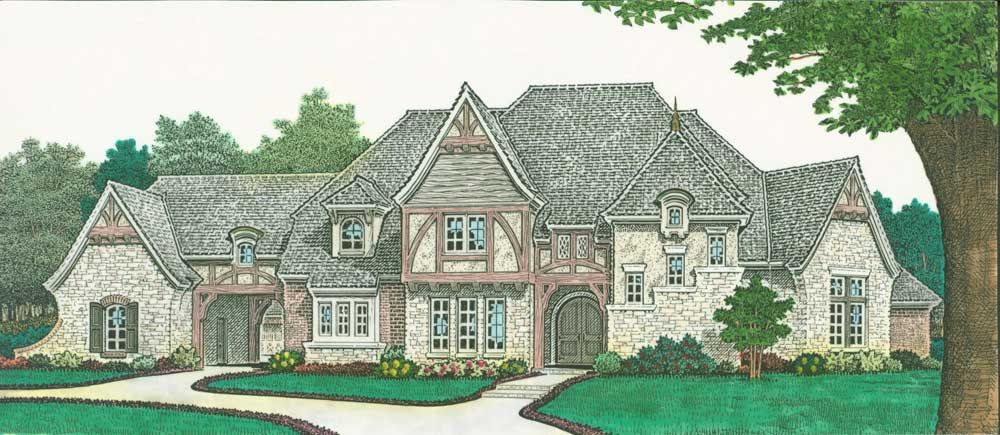F1309xl Fillmore Chambers Design Group Castle House Plans Exterior Paint Colors For House Modern House Plans