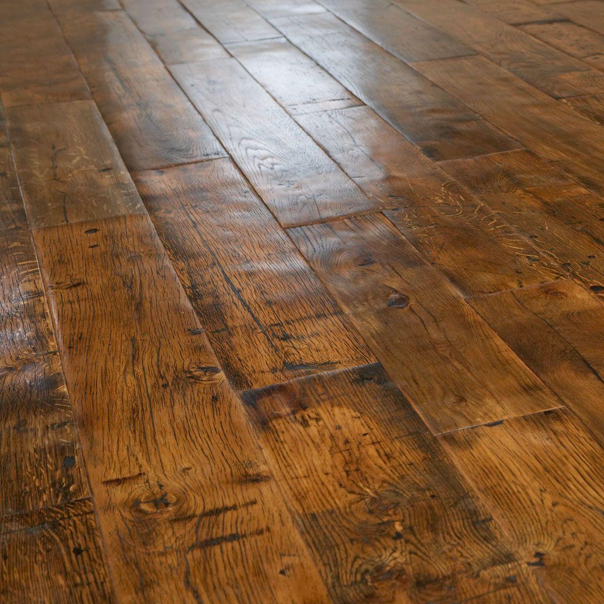 Pin By Grill And On Floors Rustic Wood Floors Rustic Flooring Flooring