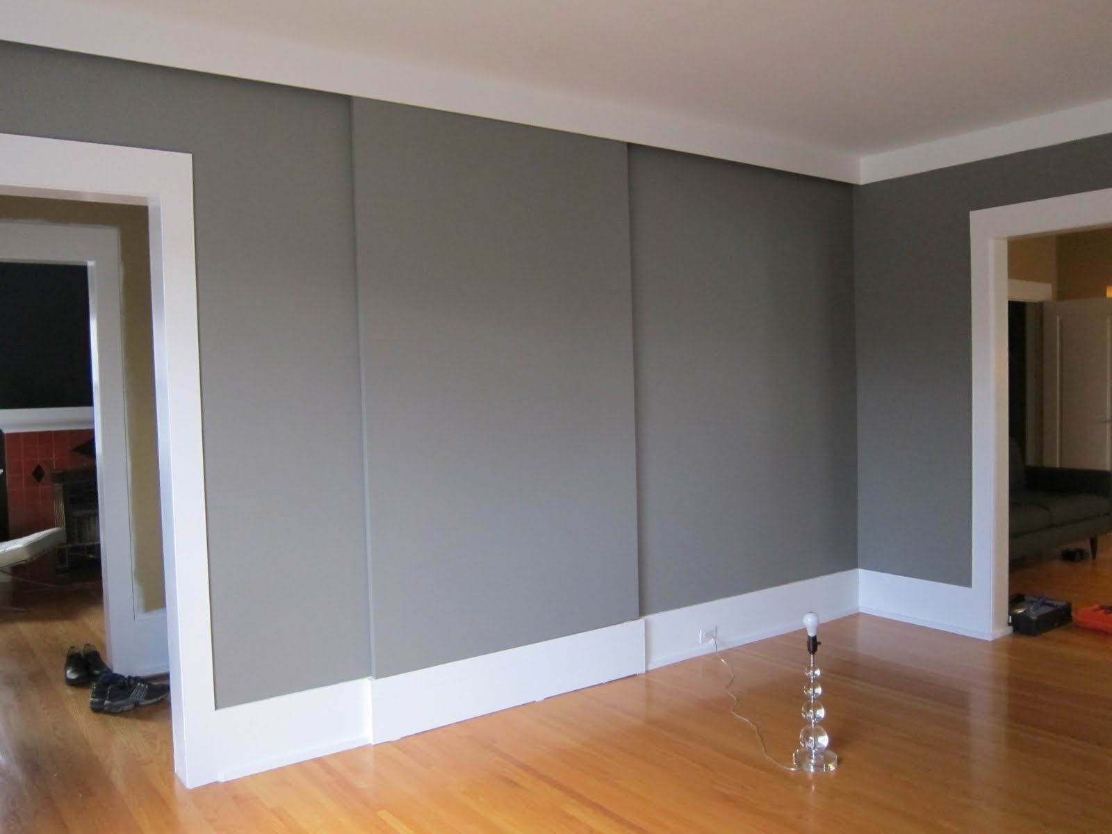 Benjamin moore chelsea gray this is the color for the tv for Amherst family room