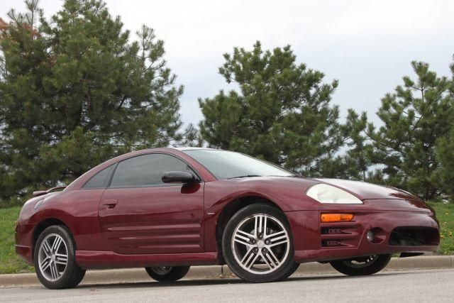 2003 Mitsubishi Eclipse GTS Mitsubishi eclipse, Cars