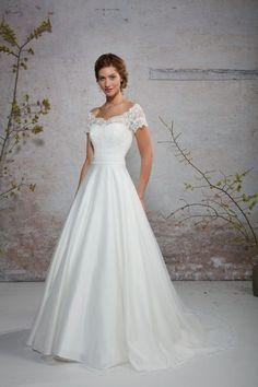 jurk voor trouw