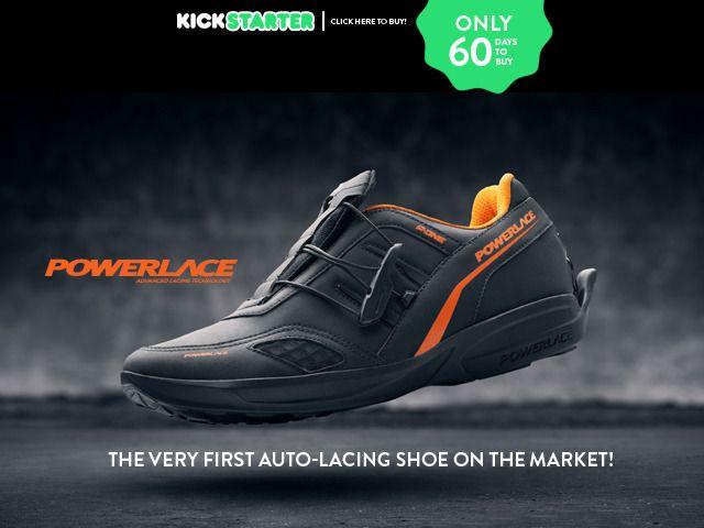 POWERLACE ADVANCED AUTO-LACING SHOE