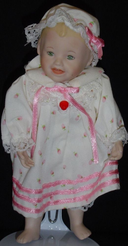 Sarah Ashton Drake Porcelain Doll Picture Perfect Babies By Yolanda