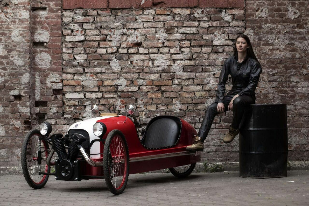 If you are a fan of the Morgan 3 Wheeler we wrote about a few years ...