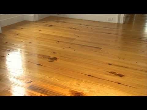 Tung Oil Finish On Pine Floors P Allen Smith Classics