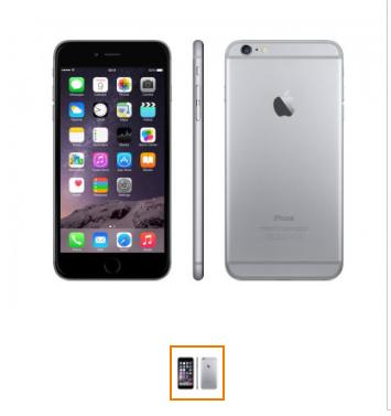 Apple Iphone 6s Plus 128gb Space Gray Unlocked Usediphoneforsale