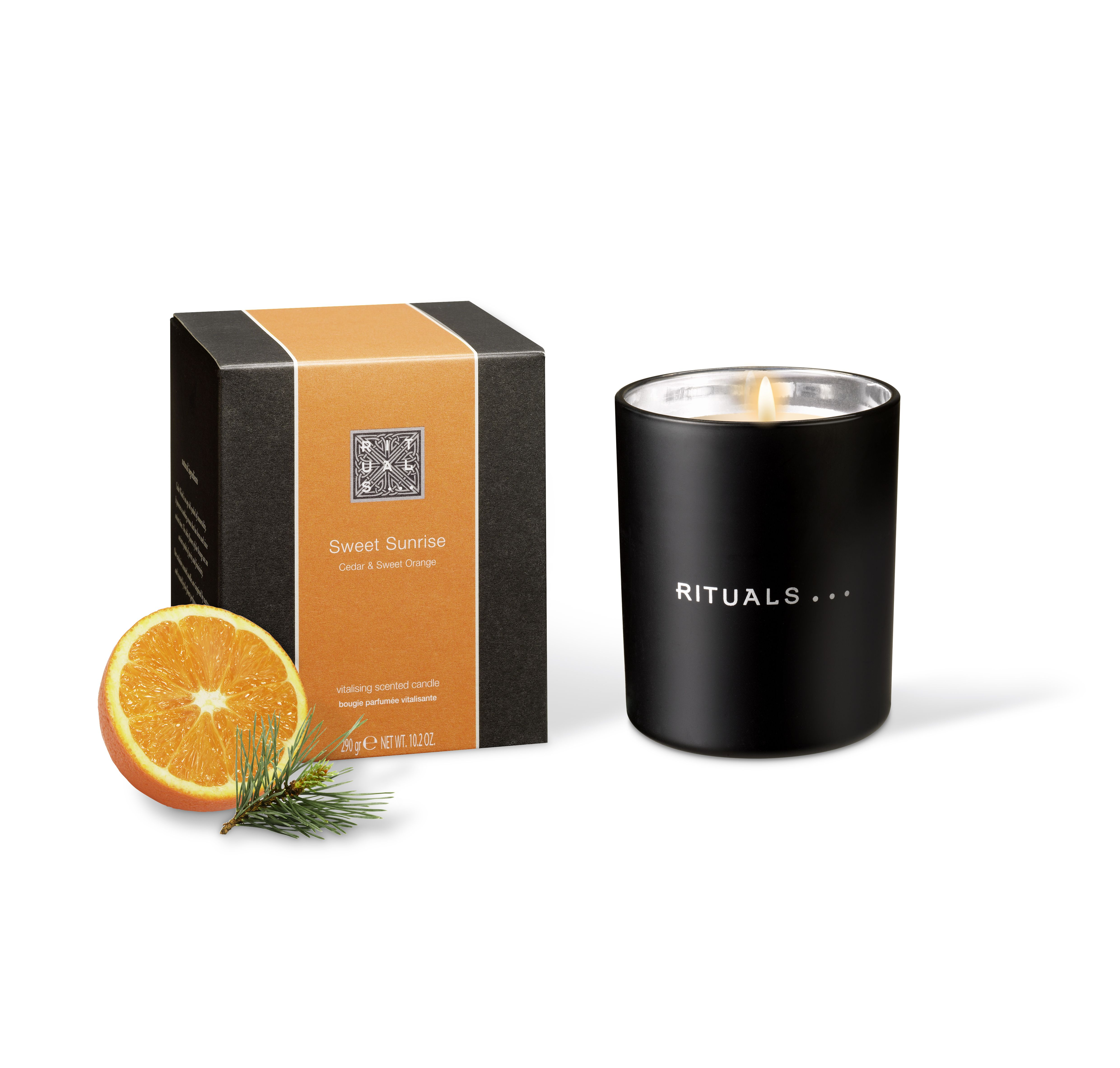 Sweet Sunrise Candle - Sweet Orange