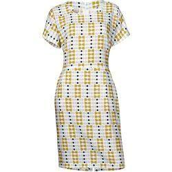 Qiéro Kleid mit Retrodruck