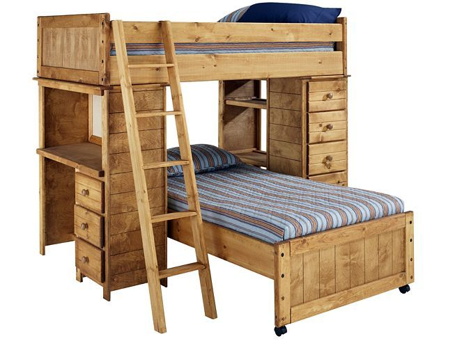 Bedroom Furniture, Bayview Loft Bed, Bedroom Furniture ...