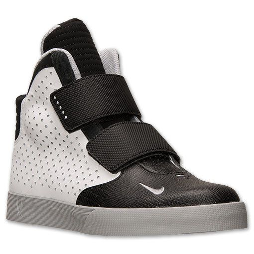 Unique Nike Basketball Shoes | GreyBlack Nike Flystepper
