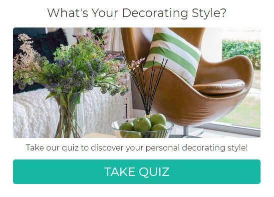 Whatu0027s Your Decorating Style? | Decorating Style Quiz | Interior Design  Style | Types Of