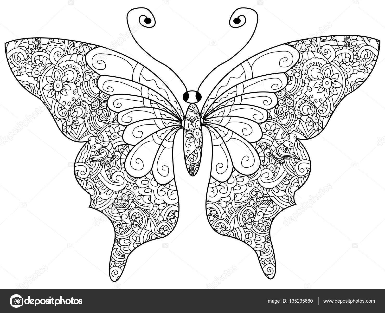 Afbeeldingsresultaat Voor Vlinder Kleurplaat Volwassenen Kleurplaten Voor Volwassenen Mandala Kleurplaten Kleurboek