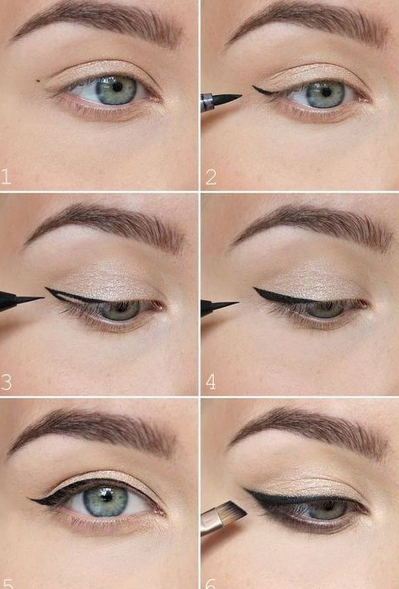 Pin by Lisa Gallman on Сделай сам in 2020 Eyeliner for