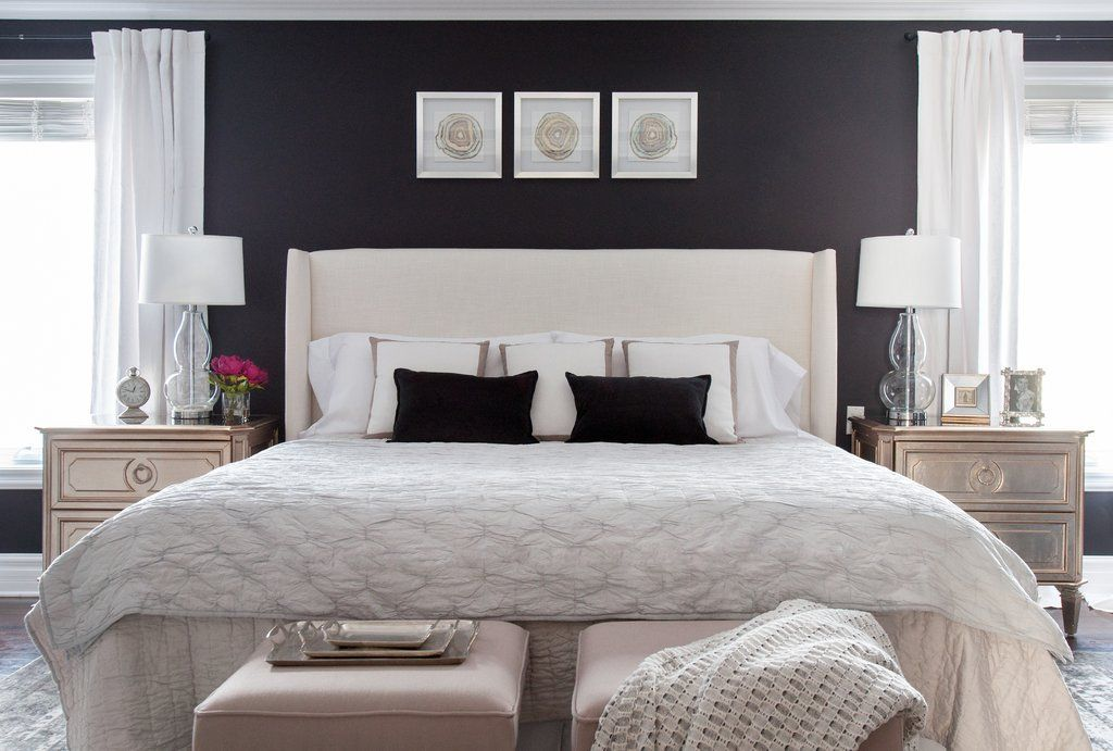 Angela prices dark and dreamy bedroom makeover wayfair ca