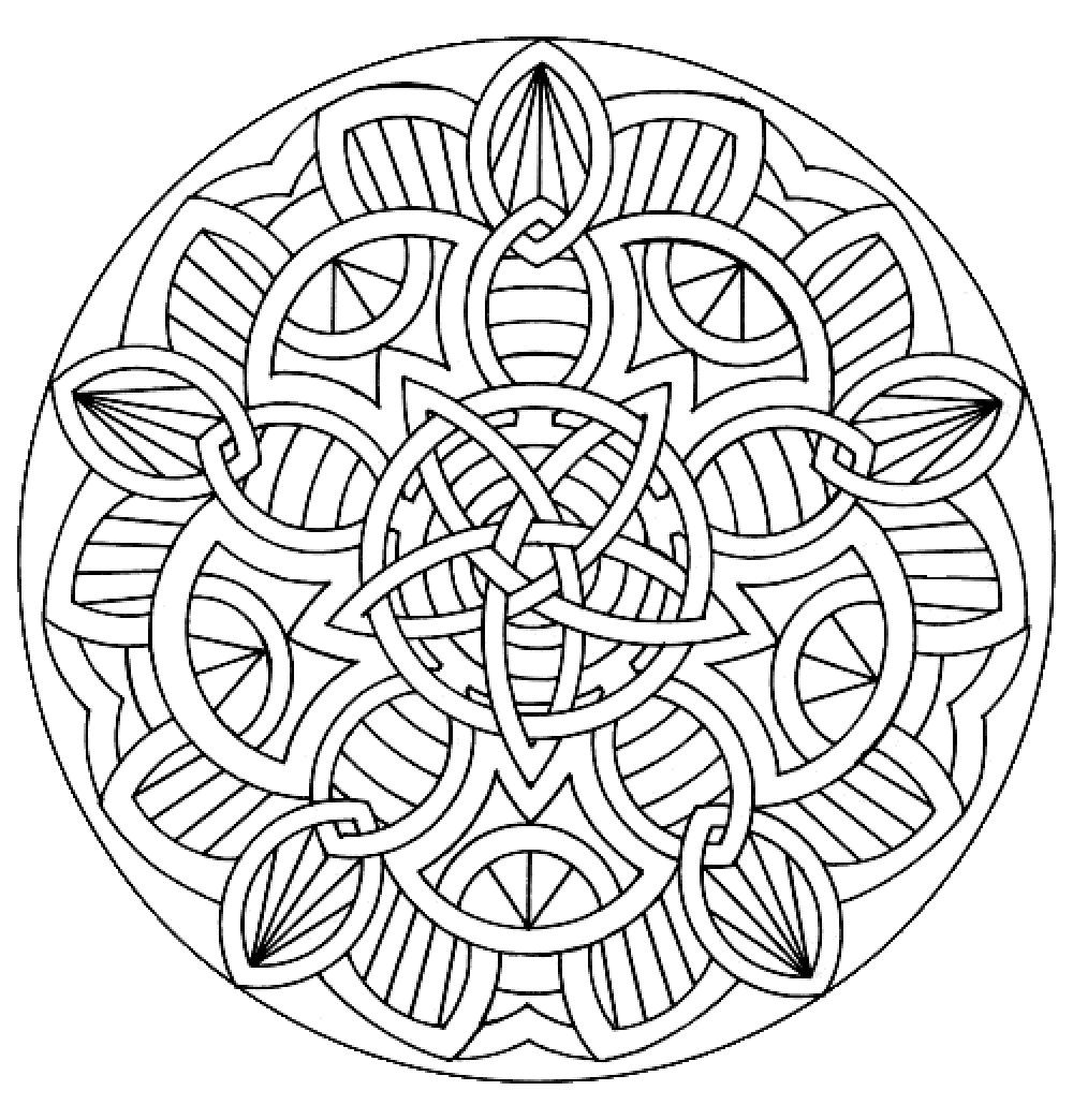 Coloring pages for teens with anxiety - One Creative Way To Cope With Anxiety Coloring Pages