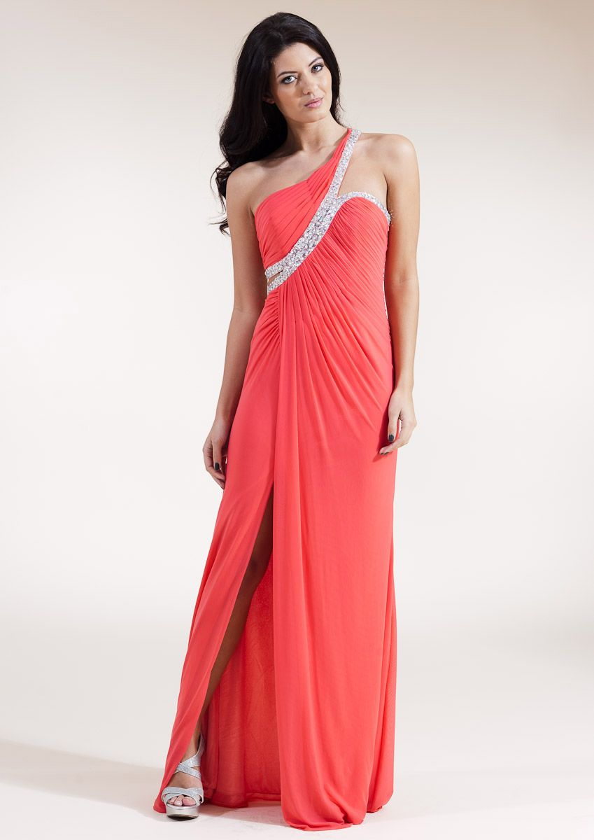 Images of Formal Maxi Dress - Klarosa