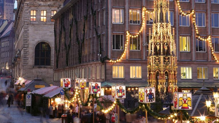 one day i would like to visit the christmas market in nuremberg germany