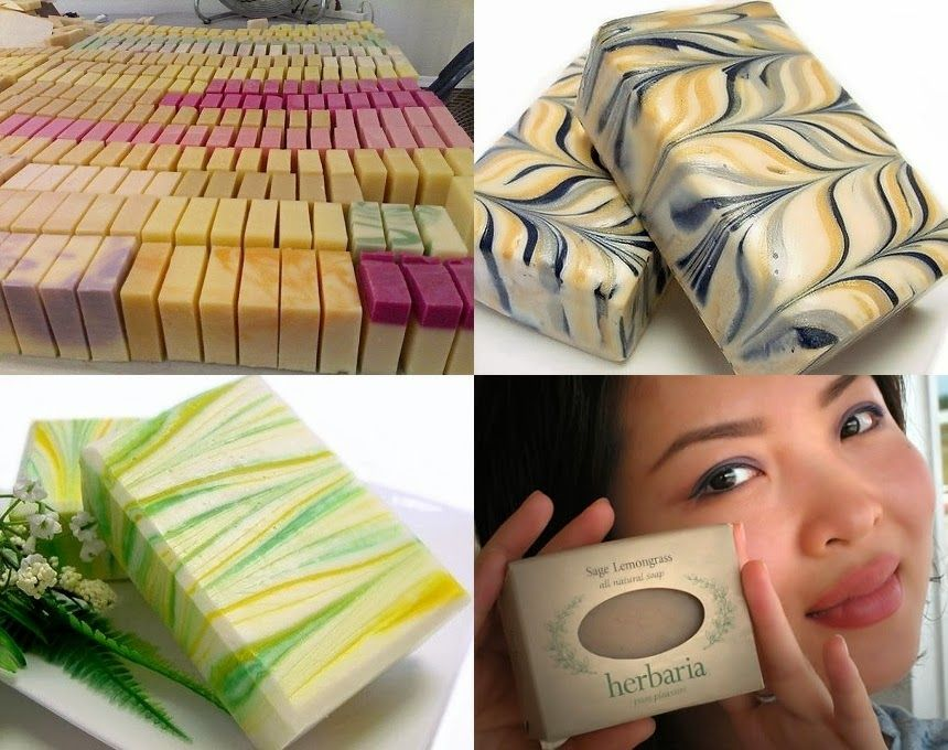 Start Your Own Homemade Soap Business Own Business Ideas Home