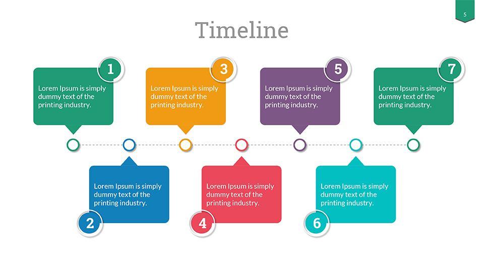Timeline Google Slides Template Google Slides Templates Google