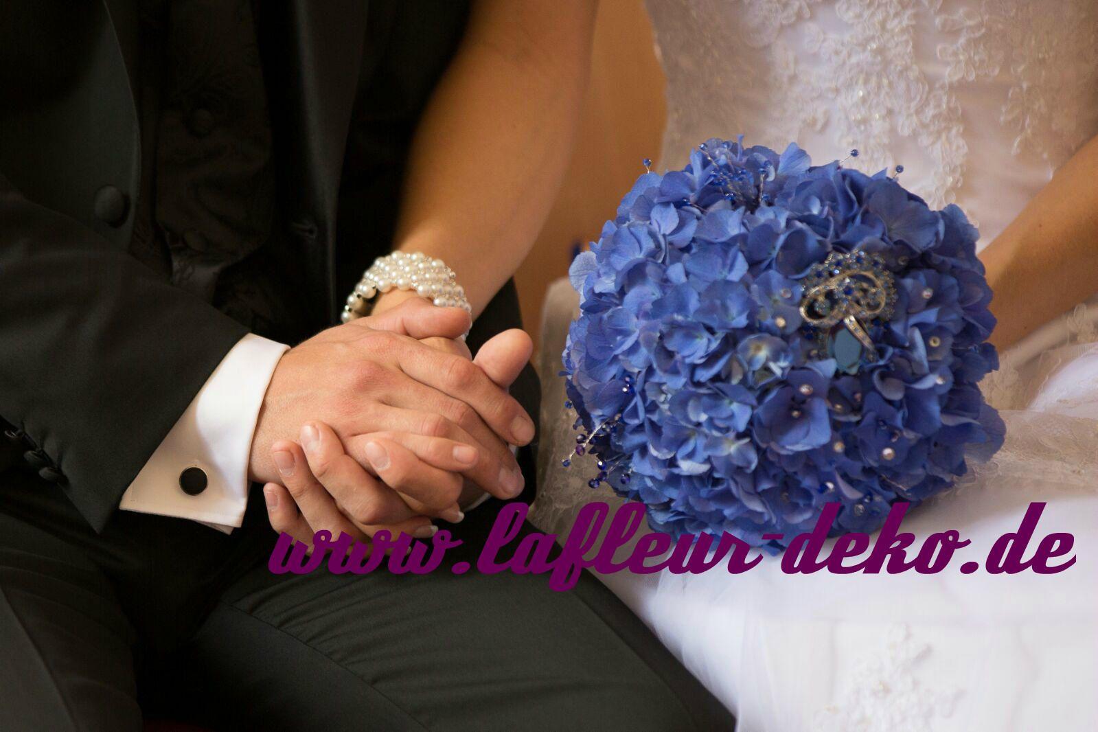 Brautstrauss Hortensie Wedding Pinterest Dekoration Hochzeit